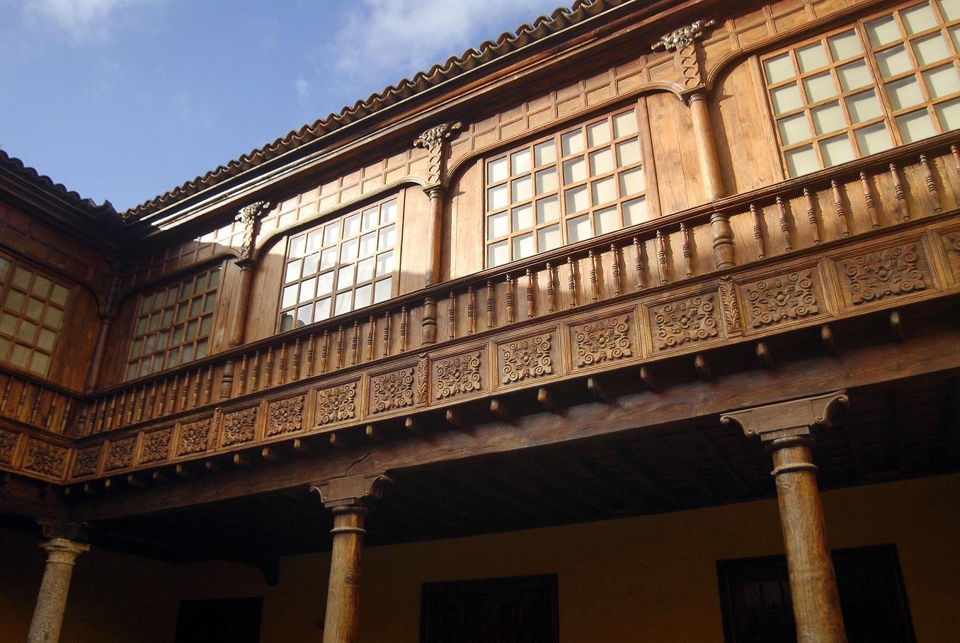 Interior: Museo de Historia y Antropología