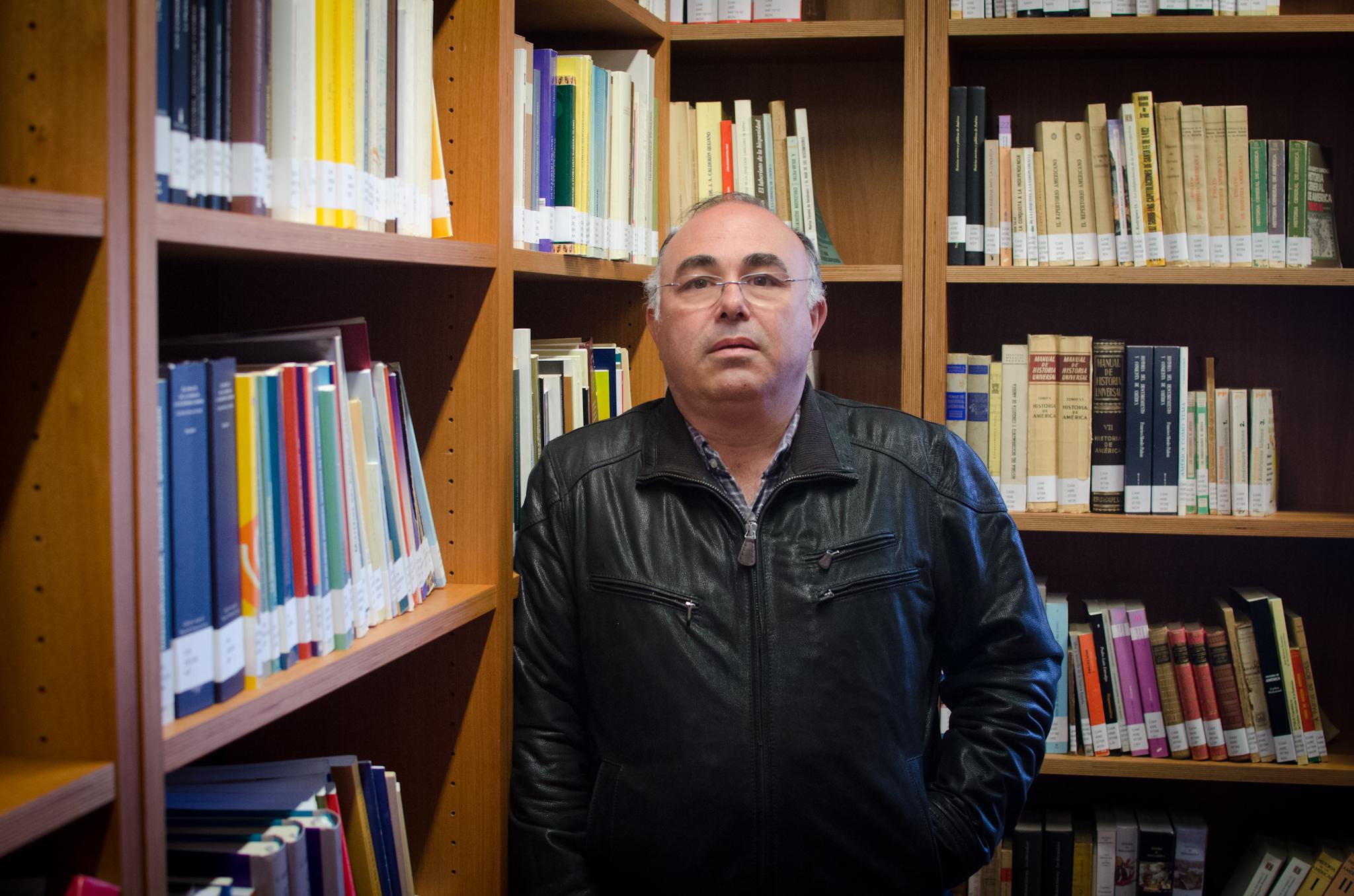 Manuel V. Hernández González, doctor en Historia