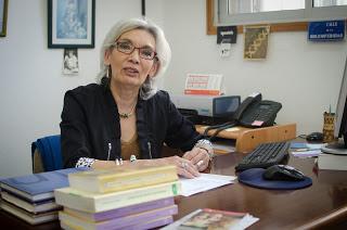 Carolina Martínez Pulido, doctora en Biología