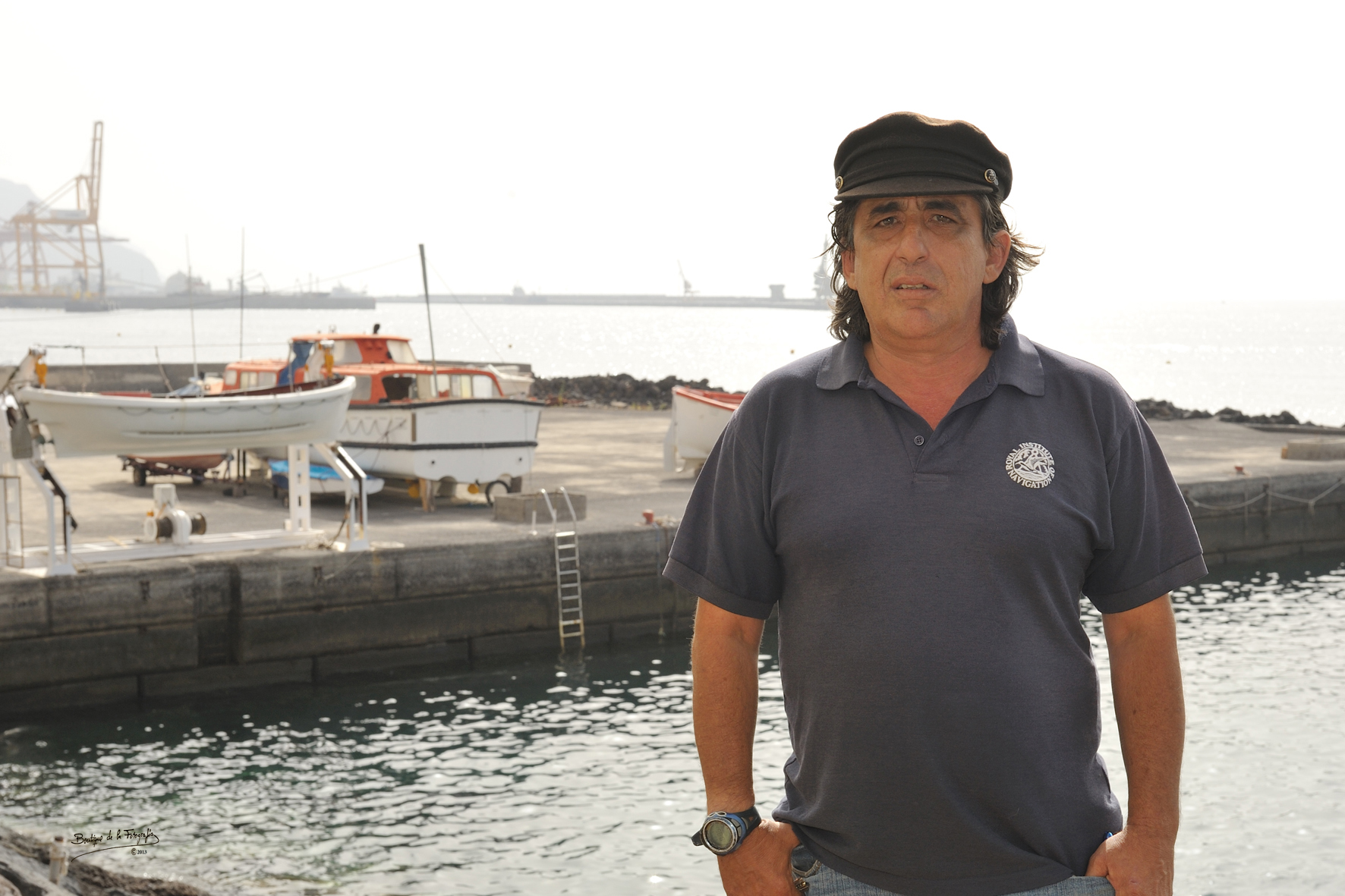 ANTONIO C. BERMEJO DÍAZ, DOCTOR EN MARINA CIVIL