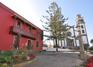Fachada de la Casa-Museo Tomás Morales